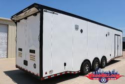 32' Wells Cargo Turbo Package @ Wacobill.com