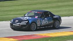 Championship-Leading Spec MX-5 Race Car