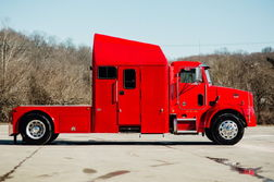 2001 PETERBILT 330 CAT RV HAULER CONVERSION