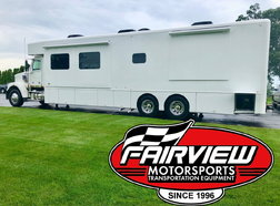 AD TITLE: FAIRVIEW MOTORSPORTS/NRC NEW 2020 TRIPLE SLIDE MO  for sale $384,000