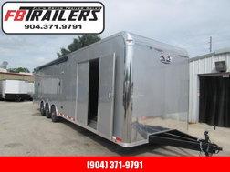 2020 Vintage Trailers 34ft Bath Package Car / Racing Trailer for Sale $35,999