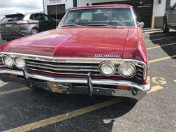 1967 Chevrolet El Camino  for sale $35,000