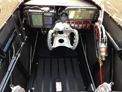 """245"""" Precision Chassis Top Dragster"""