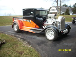 29 FORD PRO STREET SHOW TRUCK WILL TAKE TRADE