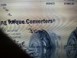 Ati outlaw lockup convertor