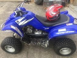 Yamaha raptor 50