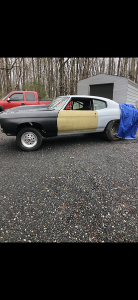 1972 SS Chevelle  for Sale $11,500