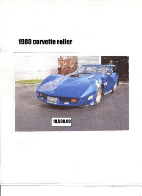 80 Corvette