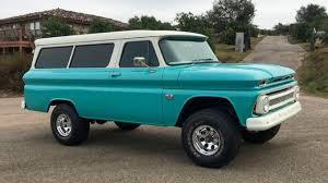 1966 Chevrolet Suburban
