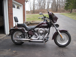 2004 HD Soft Tail  for Sale $6,500