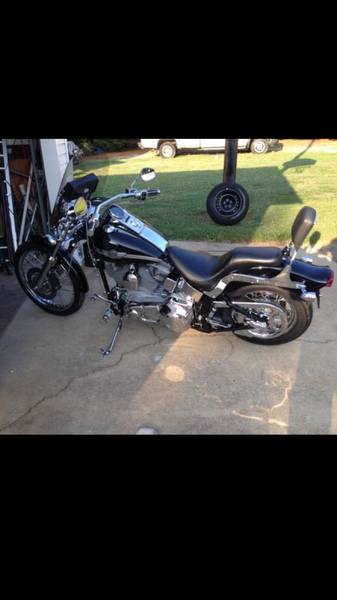 2003 100th anniversary Harley softtail   for Sale $7,500