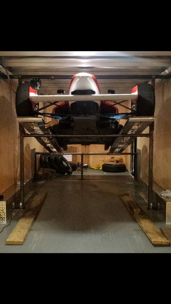 2 Phoenix F1000 cars with 20 ft Trailer  for Sale $46,000