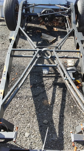 35-40 ford street rod frame   for Sale $5,500