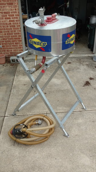 IMSA Fuel Rig w/Dry-Break  for Sale $2,295