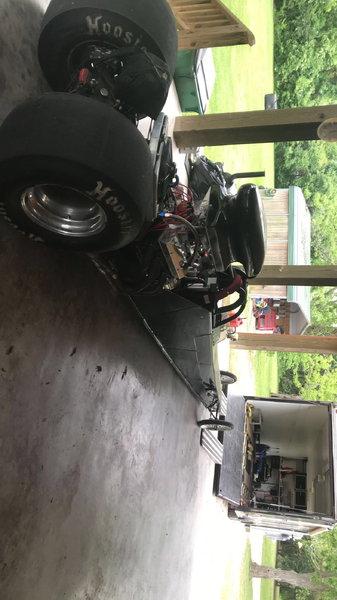 """225"""" hard tail dragster SBC  for Sale $12,000"""
