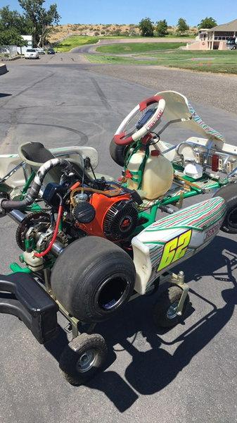OTK Tony Kart  for Sale $3,200