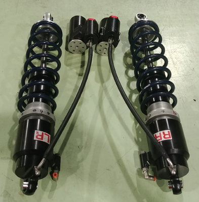 JRI 5 wayadjustable rear shocks