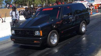 S10 blazer roller
