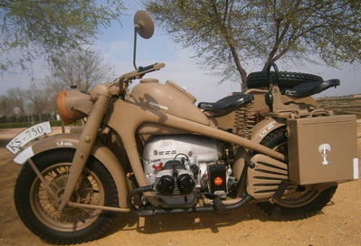 1943 Zündapp KS 750