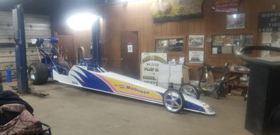 1996 S&W Top Dragster Roller