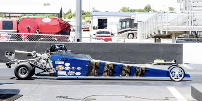 2008 Half Scale Jr. Dragster