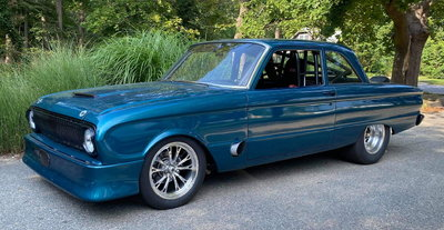 1962 Falcon 6.0 cert 429lsx twin 76mm