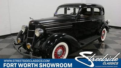 1935 Dodge DU 4 Door Sedan