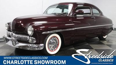 1950 Mercury Eight Restomod
