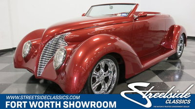 1939 Ford Cabriolet Coast to Coast Roadster