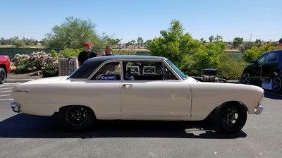 1965 chevy ||