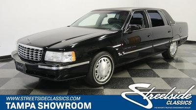 1998 Cadillac Fleetwood