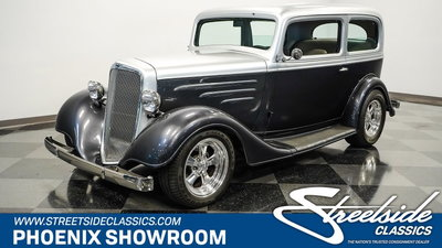 1935 Chevrolet Coupe