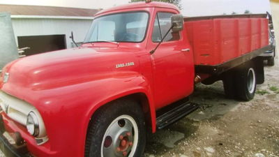 1953 Ford F Series