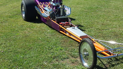 Front Engine Dragster Sell or Trade   Plus Extra BBC