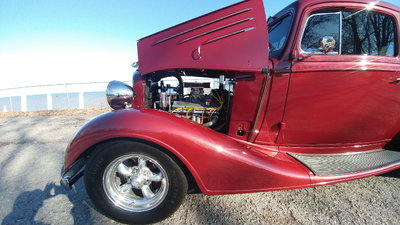 1934 chevrolet chevy trades welcome