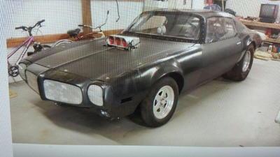 72 Pontiac Firebird Roller