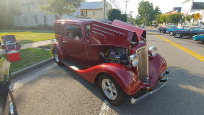 STEEL 1934 CHEVROLET TRADES WELCOME