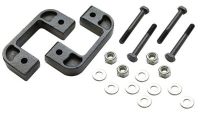2 in. Cast Steel Strut Spacer Leveling Kit