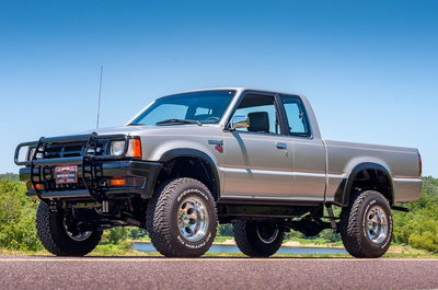 1991 Mazda B-Series Pickup