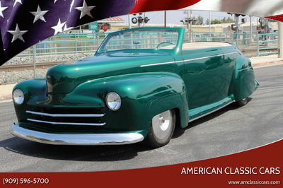 1947 Ford Custom Convertible