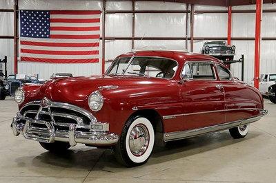 1951 Hudson Commodore 6