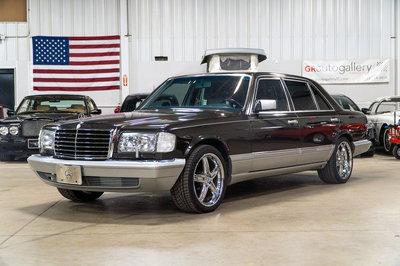 1989 Mercedes-Benz 560SEL