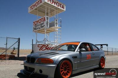 2003 BMW E46 M3 Race Car
