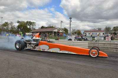 235 Worthy Dragster