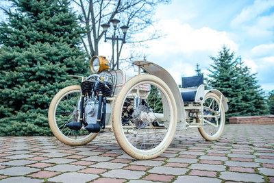 1945 Morgan 4/4 Series I