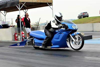1500cc GS Dragbike
