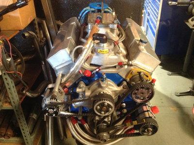 Brad Peters Engine