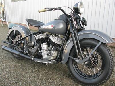 1940 HARLEY DAVIDSON ULH 80 CI
