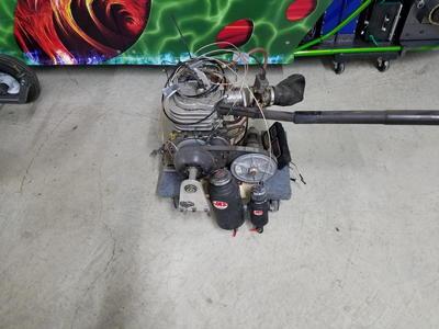 8.90 motor complete