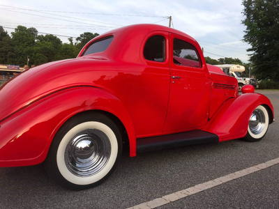 1936 Plymouth P1 Business Line